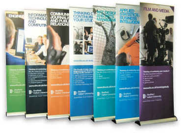 CHOOSING THE RIGHT BANNER STAND